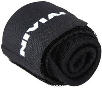 Nivia Wrist Support Wrist Support (Free Size, Black)  available at flipkart for Rs.400