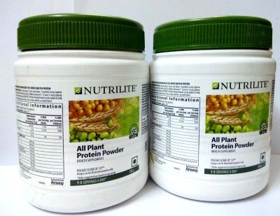 Amway Nutrilite Protein Powder Pack - 200 Gm Pack O f 2(400 mg)