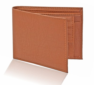 Adam Zac Men Tan Artificial Leather Wallet(3 Card Slots)  available at flipkart for Rs.154