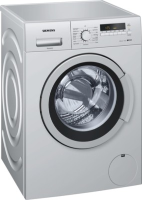 Siemens 7 kg Fully Automatic Front Load Washing Machine Grey(WM12K269IN) (Siemens)  Buy Online