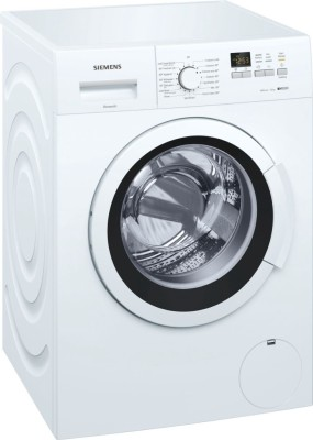 Siemens 7 kg Fully Automatic Front Load Washing Machine White(WM10K161IN) (Siemens)  Buy Online