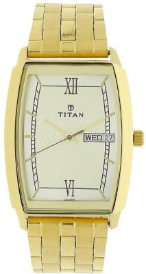 Titan 1737YM01  Analog Watch For Unisex