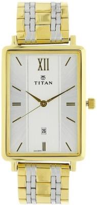 TitanNK1738BM01 Karishma Analog Watch   For Men