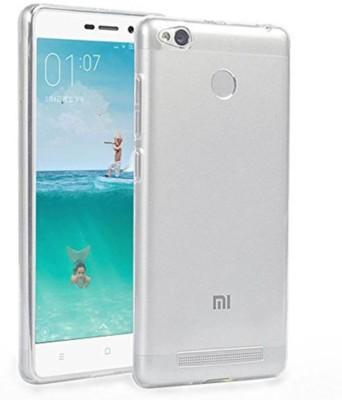 Hydbest Bumper Case for Mi Redmi 3S Prime(Transparent)