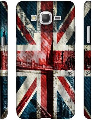 Casotec Back Cover for Samsung Galaxy Grand Prime Multicolor