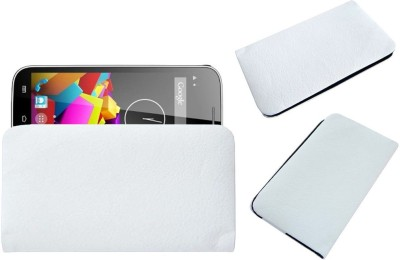 ACM Pouch for Wiio Wi Star 3g White, Cases with Holder