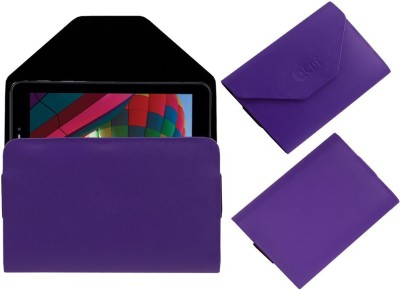 ACM Pouch for Iball Slide 7271 Hd-7 & Hd-70(Purple, Cases with Holder)