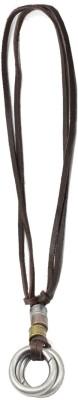 Sakhi Styles ss-j-60 Leather, Alloy Pendant
