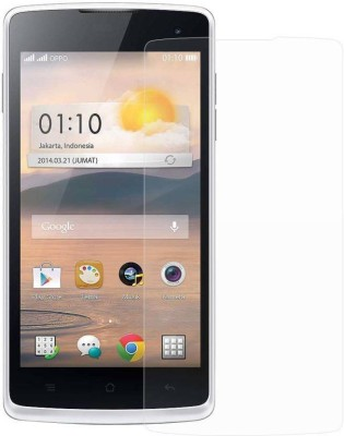 EASYBIZZ Tempered Glass Guard for Oppo R2001 Yoyo(Pack of 1)