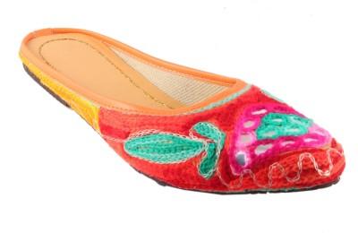 Shopping World Jutis For Women(Multicolor)