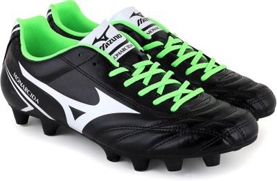 MIZUNO MONARCIDA MD Football Shoes For Men White MIZUNO Sports Shoes