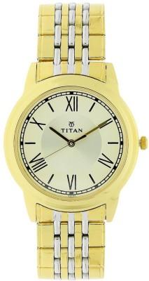 Titan 1735BM01  Analog Watch For Unisex