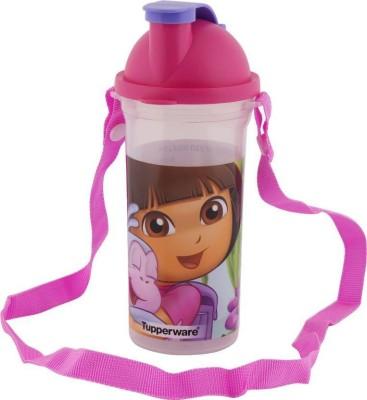 Tupperware Dora Sling 400 ml Sipper(Pack of 1, Pink)