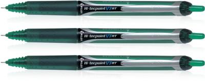 Pilot Hi-Tecpoint V7 RT Roller Ball Pen(Pack of 3)  available at flipkart for Rs.285