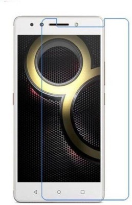 ELEF Tempered Glass Guard for Lenovo K8 Plus(Pack of 1)
