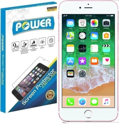 Power Tempered Glass Guard for Apple iPhone 6s Plus(Pack of 1)
