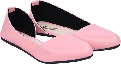 Jade KN3 Bellies For Women Pink Jade Ballerinas