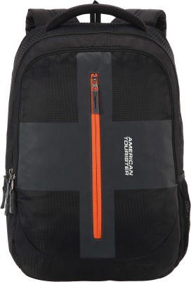 American Tourister AMT Juke 21 L Laptop Backpack(Black)