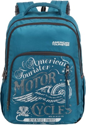 American Tourister AMT Boom 21 L Backpack(Blue)