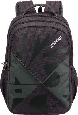 American Tourister AMT Boom 21 L Backpack Grey American Tourister Backpacks