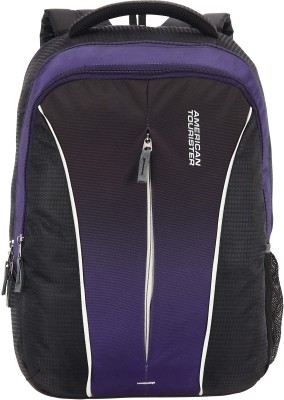 American Tourister AMT Juke 21 L Laptop Backpack(Purple)