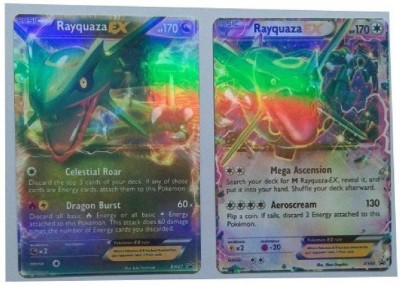 M-Alive Pokemon's Trading Card's Album - 2 Pocket On a Page (Total 52 Pocket) Collect All Legendary Pokeymon .(Multicolor)  available at flipkart for Rs.229