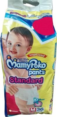 MamyPoko Mamy Poko Pants M   M 36 Pieces MamyPoko Baby Diapers