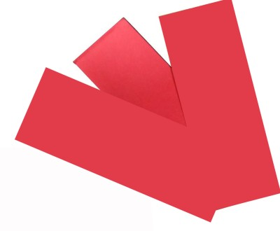 Greatech Red Waxing Strip Pack Of 70 Strips Strips(70 Strips)