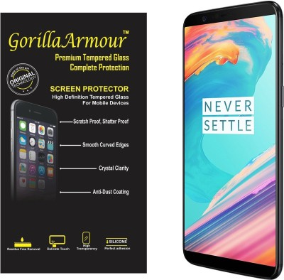 Gorilla Armour Impossible Screen Guard for OnePlus 5T(Pack of 1)