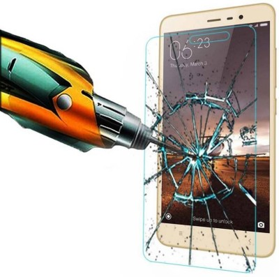 CHAMBU Tempered Glass Guard for HTC Desire 620G(Pack of 1)