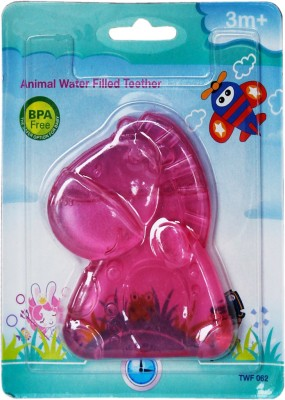Toys Factory Baby Teether Baby Teether(Pink ( Colour May Vary ))