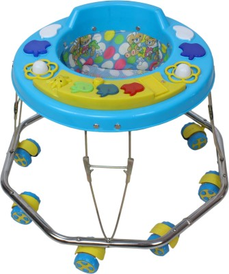 BABY SHOP Musical Activity Walker(Multicolor)  available at flipkart for Rs.699
