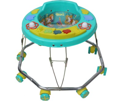 BABY SHOP Musical Activity Walker(Green)  available at flipkart for Rs.699