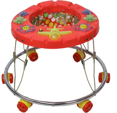BABY SHOP Musical Activity Walker(Red)  available at flipkart for Rs.699