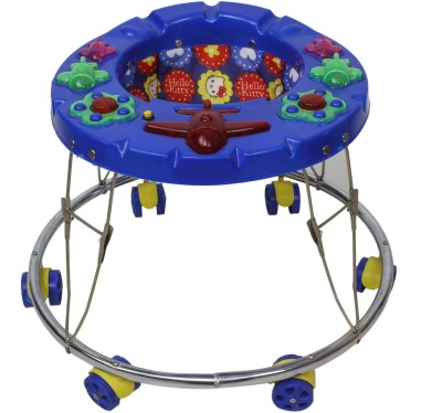 BABY SHOP Musical Activity Walker(Blue)  available at flipkart for Rs.699