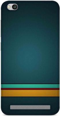 Regally Back Cover for Mi Redmi 5A Multicolor, Silicon