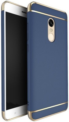 IDesign Back Cover for Mi Redmi Note 4 Blue