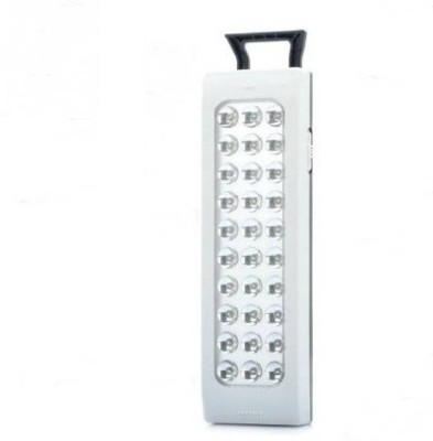 VK 30 Led Rechargeable Emergency Light Emergency Lights(White)  available at flipkart for Rs.599