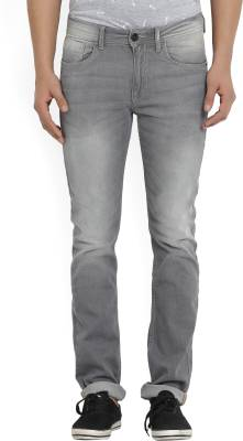 Flying Machine Slim Men's Grey Jeans