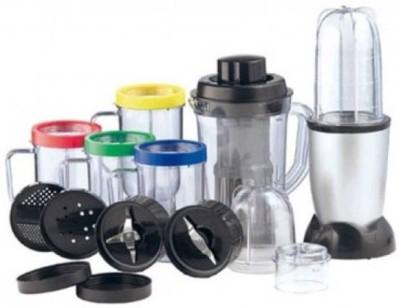 Magic Bullet Juicer Mixer Grinder 600 Mixer Grinder(Multicolor, 21 Jars)  available at flipkart for Rs.3790