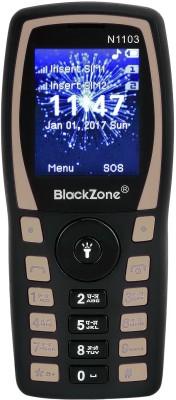 BlackZone N1103(Black & Gold)