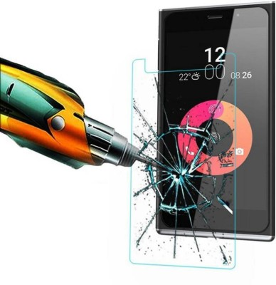 CHAMBU Tempered Glass Guard for Asus Zenfone Selfie ZD551KL (3GB RAM+16GB)(Pack of 1)