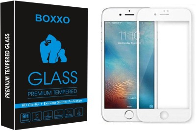 Boxxo Tempered Glass Guard for Apple iPhone 6s(Pack of 1)