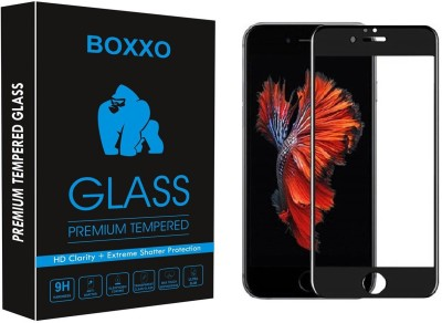 Boxxo Tempered Glass Guard for Apple iPhone 7(Pack of 1)