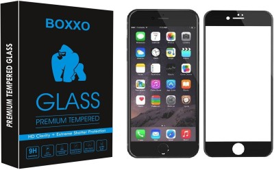 Boxxo Tempered Glass Guard for Apple iPhone 6 Plus(Pack of 1)