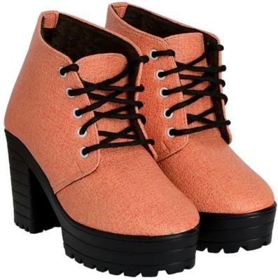 Cuty Fashion Cuty Fashion Fancy Winter Boots For Women & Girls Boots For Women(Pink)
