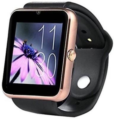 Mindsart GT09 Notifier Health Smartwatch(Black Strap Regular) at flipkart