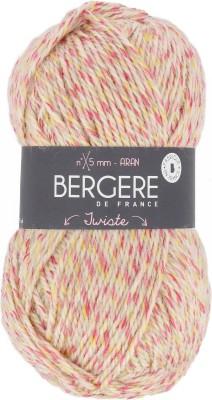 Bergere De France Twiste Yarn- Rose/Jaune  available at flipkart for Rs.5954