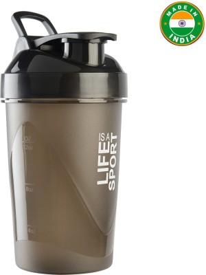 iShake Ishake 020 500 ml Shaker, Sipper(Silver)
