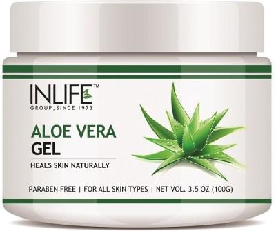 Inlife Aloe Vera Face Gel(100 g)